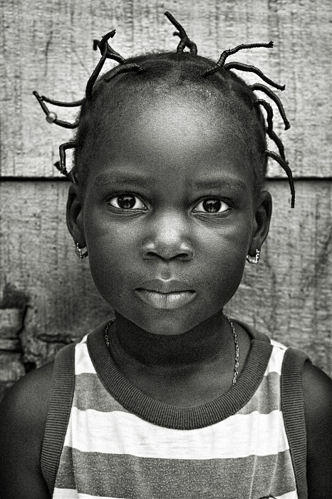 photoblog image The young lady from Ikorodu