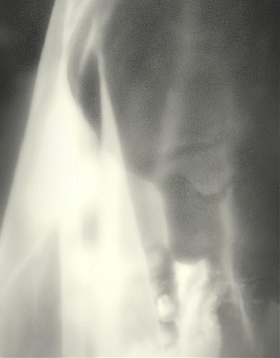 photoblog image Tearful bride