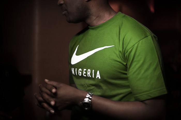 photoblog image Naija we hail thee