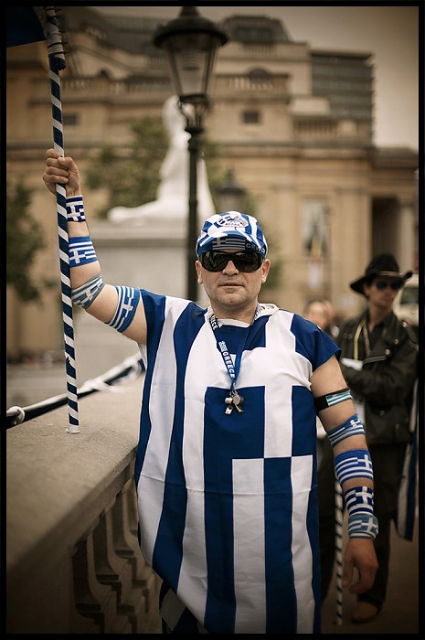photoblog image Greek Rally #2